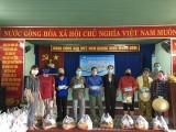 """Hội LHPN phường Hưng Định (TP.Thuận An): """"Trao quà - San sẻ yêu thương"""""""