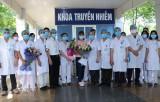 Bệnh nhân cuối cùng điều trị tại Bệnh viện tỉnh Ninh Bình đã khỏi bệnh
