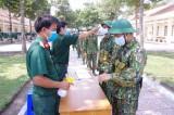 Lực lượng vũ trang tỉnh: Phát huy tinh thần bất diệt của đại thắng mùa Xuân 1975