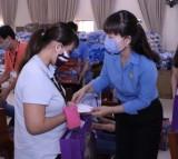 Công đoàn Khu công nghiệp Việt Nam - Singapore: Hỗ trợ công nhân lao động có hoàn cảnh khó khăn