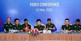 东盟防务高官工作组视频会议在河内召开
