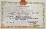 Gia đình cố nhạc sĩ Nguyễn Văn Tý trao tặng kỷ vật lưu niệm tại Hoa viên Nghĩa trang Bình Dương