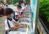 Ngành giáo dục - đào tạo thực hiện tốt việc đón học sinh trở lại học tập