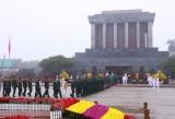 Tổ chức phục vụ nhân dân vào Lăng viếng Chủ tịch Hồ Chí Minh