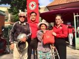 Hội Chữ thập đỏ tỉnh: Phát hơn 700 phần quà cho người khó khăn
