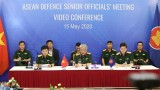东盟国防高级官员视频会议召开