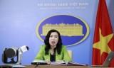 越南外交部发言人黎氏秋姮:越南充分发挥了2020年东盟轮值主席国作用