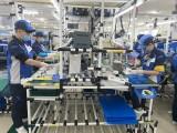 企业努力恢复生产经营