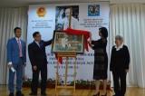 Nhiều hoạt động kỷ niệm Ngày sinh Chủ tịch Hồ Chí Minh tại Ukraine