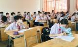 Tập trung nâng cao chất lượng tuyển sinh vào lớp 10