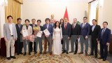 越南外交部向部分外国媒体机构颁发设立驻越代表处的许可证