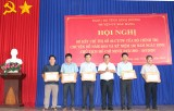 Huyện Bàu Bàng: Tuyên dương tập thể, cá nhân học tập và làm theo tấm gương đạo đức Hồ Chí Minh