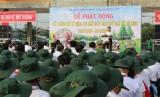TX.Bến Cát: Phát động Tết trồng cây kỷ niệm 130 năm ngày sinh Chủ tịch Hồ Chí Minh