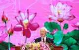 Bài phát biểu của Tổng Bí thư tại Lễ kỷ niệm 130 năm Ngày sinh Bác Hồ