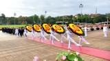 越南党和国家领导入陵瞻仰胡志明主席遗容