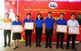 平阳省共青团举行纪念胡志明主席诞辰130周年活动