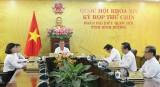 Sáng 20-5, Kỳ họp thứ 9, Quốc hội khóa XIV chính thức khai mạc