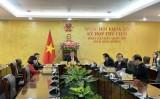Đoàn Đại biểu Quốc hội tỉnh Bình Dương tham dự kỳ họp trực tuyến Quốc hội khóa XIV