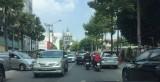 Dừng xe gây kẹt đường