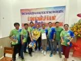 跑步俱乐部在平阳省首次成立