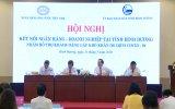 Hội nghị kết nối ngân hàng - doanh nghiệp tháo gỡ khó khăn do dịch Covid-19