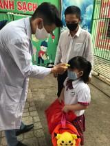 Hệ thống giáo dục Sao Bắc Đẩu: Bảo đảm an toàn cho học sinh đến trường