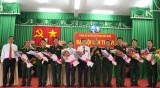 Đảng bộ Quân sự huyện Phú Giáo: Quyết tâm thực hiện 3 khâu đột phá