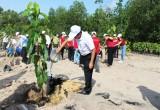 油汀县:举行2020年植树节启动仪式