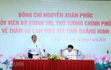 PM asks Quang Ninh to develop tourism as spearhead economic sector