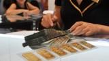 越南国内黄金价格保下降8万越盾