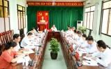 Thị ủy Tân Uyên: Sẵn sàng tổ chức đại hội điểm