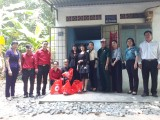 Hội Chữ thập đỏ tỉnh Bình Dương: Trao tặng 968 phần quà cho các hộ có hoàn cảnh khó khăn
