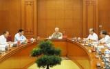 阮富仲总书记主持召开中央反腐败指导委员会常委会会议