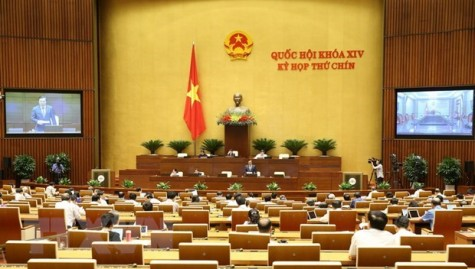 Legislators to debate several draft laws on May 26