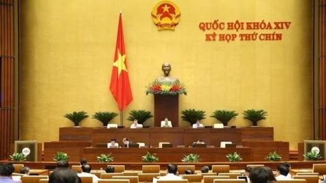 越南第十四届国会第九次会议公报(第六号)