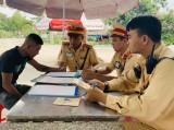 Huyện Bắc Tân Uyên: Xử lý hơn 1.400 trường hợp vi phạm trật tự an toàn giao thông