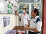 UBND phường Chánh Nghĩa (TP.Thủ Dầu Một): Nhiều sáng kiến trong cải cách thủ tục hành chính