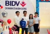"""Ngân hàng BIDV Chi nhánh Dĩ An – Bình Dương: Tổ chức """"Ngày hội tri ân khách hàng 5 năm đồng hành và phát triển"""""""