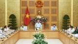 政府总理阮春福主持工资制度改革会议