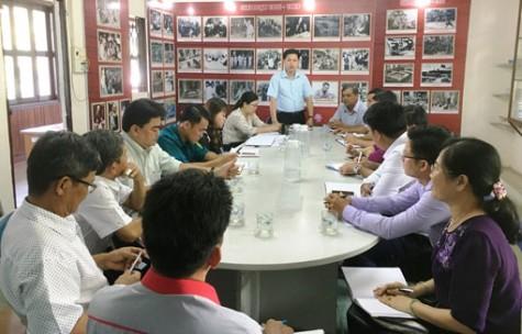 Học tập và làm theo Bác mỗi ngày ở phường Hưng Định
