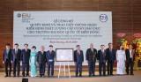 东方国际大学:教育机构级质量认证证书授证仪式