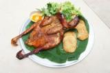 Gà nướng sầu riêng: Thêm một đặc sản của đất Lái Thiêu