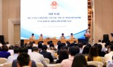 Thủ tướng Chính phủ Nguyễn Xuân Phúc: Vùng kinh tế trọng điểm phía Nam chủ động phát triển, đẩy mạnh liên kết vùng