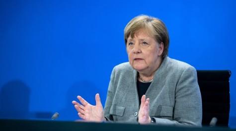 Thủ tướng Đức Angela Merkel từ chối dự hội nghị G7 ở Washington