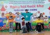Đa dạng các hoạt động vui chơi cho trẻ em