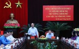 越南政府总理阮春福:北宁省要着手落实稳生产、保防疫的双重目标