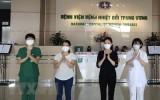 Thêm 4 ca COVID-19 khỏi, Việt Nam điều trị thành công cho 297 ca bệnh