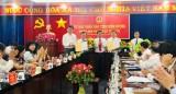 Trao quyết định sáp nhập Ban quản lý KCN Việt Nam-Singapore vào Ban quản lý các KCN Bình Dương