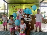 Trường mầm non Bé Yêu: Hội thao bé vui khỏe