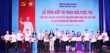 """Cuộc thi """"Tìm hiểu 90 năm lịch sử vẻ vang của Đảng Cộng sản Việt Nam và lịch sử Đảng bộ tỉnh Bình Dương"""":Tham gia bằng tất cả niềm tin yêu về Đảng quang vinh"""